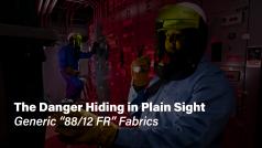 danger hiding in plain sight generic 88/12 fr fabric